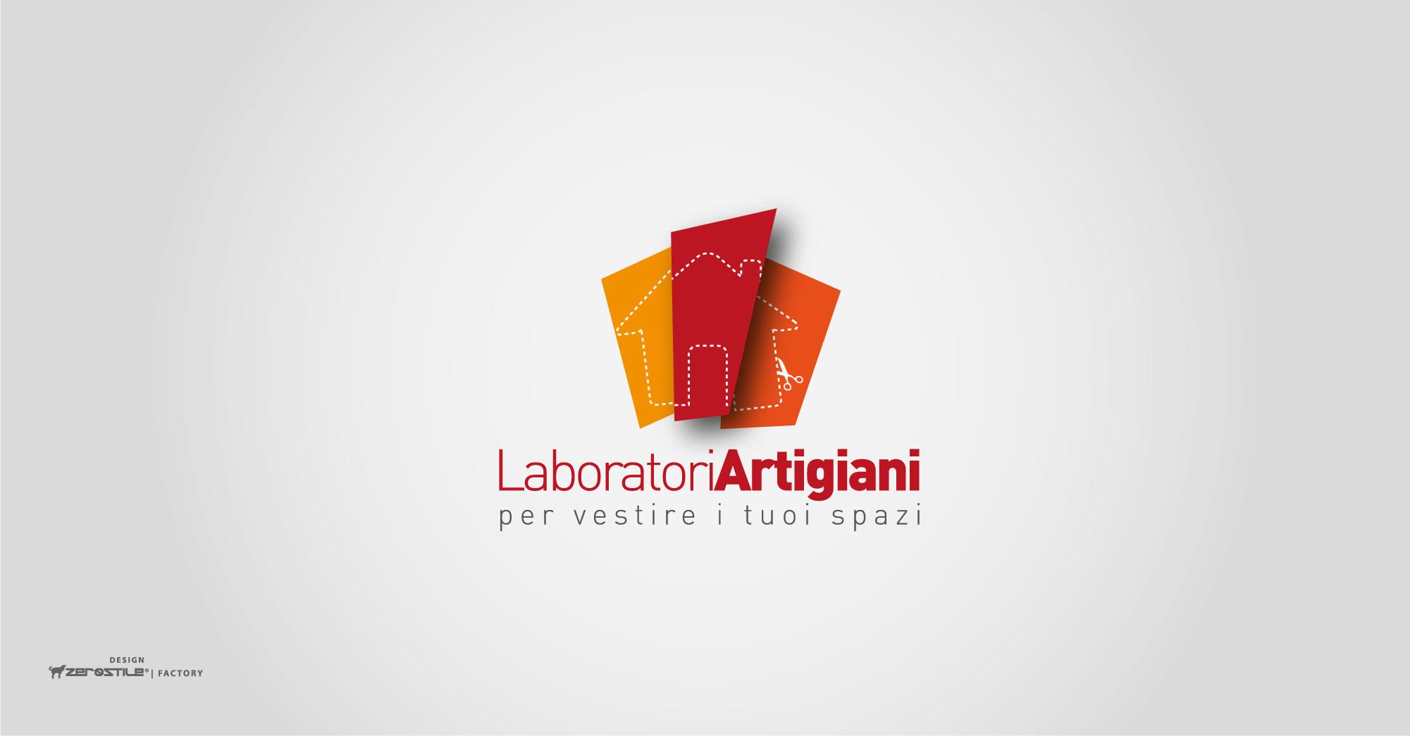 Logo_Laboratorio artigiani_Porfolio Gallery