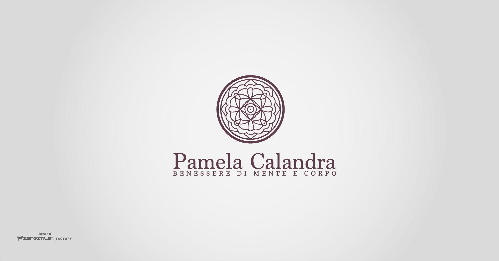 Logo_Pamela calandra_Porfolio Gallery